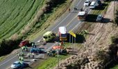 Waverley crash one of the 'worst ever seen' by first responders (Photo \ NZME)