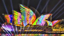 Chris Lynch: Vivid Sydney transforms the city