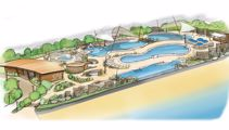 Hot water pools facility in New Brighton a step closer