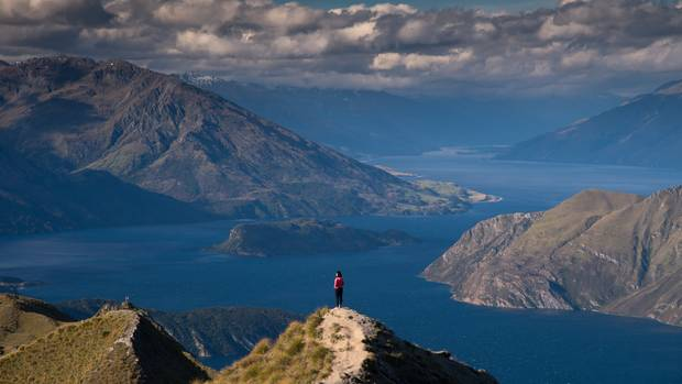Roys Peak sees 64,000 visitors a year. (Photo / Getty)