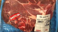 New World brand pork shoulder roast recalled due to potentially containing metal. (Photo / Star.kiwi)
