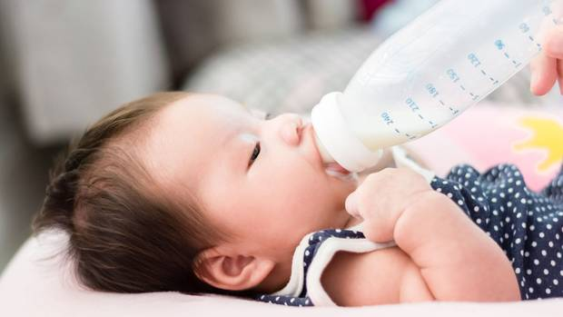 It's time to stop the bottle feeding shame. Photo / 123rf
