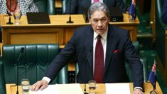 Winston Peters: Acting Prime Minister