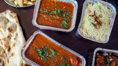 Indian food is the most popular takeaway for delivery among Kiwis. Photo / Getty Images