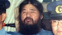 Japanese cult leader and followers executed for 1995 gas attack