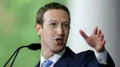 Zuckerberg now world's 3rd-richest