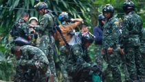 'Today is D-Day': Thailand cave rescue operation underway
