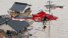 At least 85 dead, many missing as 'historic' rains pound Japan