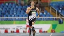 Paralympian Liam Malone ticketed for using disability parking space