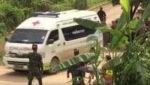 Live: They're all out! All 12 boys rescued from depths of cave - report