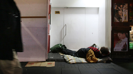 Chris Lynch: Exploding homelessness rate is a national disgrace