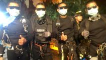 'All the boys are out': Cave mission ends with a 'miracle'