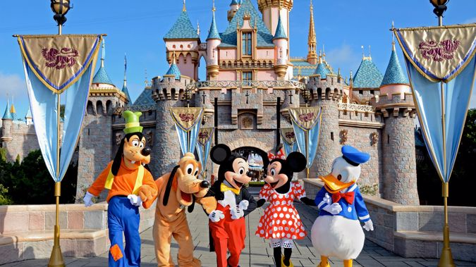 """""""There are plenty of people clearly going to Disneyland simply to binge on churros and mickey-shaped beignets."""