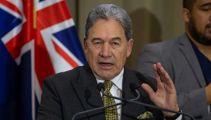 Winston Peters: No correction necessary on China