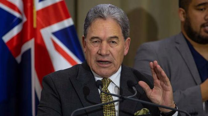 The Government took a strong stance against China in a defence policy statement last week. (Photo / NZ Herald)