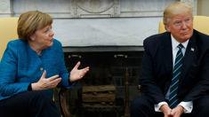 Rebecca Wright: President Trump steamrolling through Europe