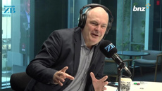 Steven Joyce on new role as patron for autism research charity