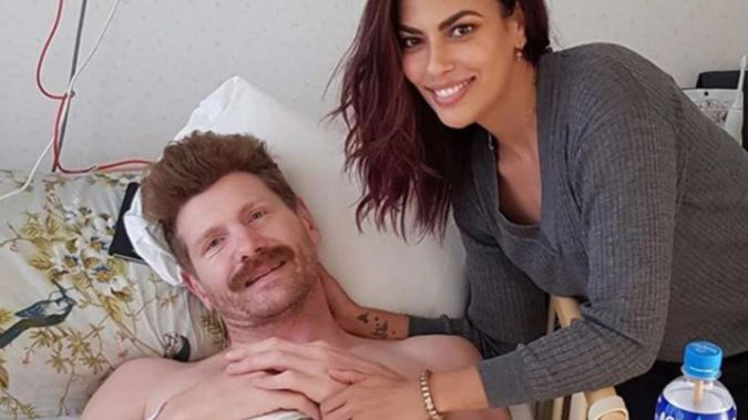 Adam Thomson was hospitalised at the end of last year. (Photo / NZ Herald)