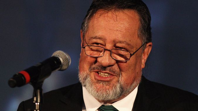 Former Māori Party co-leader Sir Pita Sharples. Photo / Getty Images