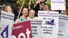 Cee Payne: Nurse union hopes government gets the message