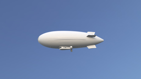 Isaac Henderson: Blimps could be a winner for NZ tourism