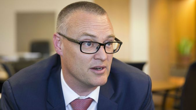 Health Minister David Clark. Photo \ NZ Herald