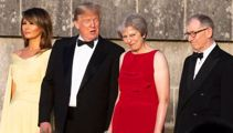 Trump launches extraordinary attack on Theresa May