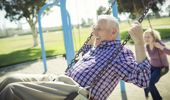 The playgrounds could help improve people's cognitive function and reverse mental decline. (Photo / Getty)