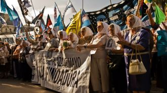 Jack Tame: The brave mothers of Plaza De Mayo