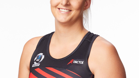 All Sports Breakfast Canterbury with Bayleys puts the spotlight on Netball's Tactix shooter Ellie Bird