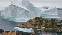 11-million-ton iceberg threatens tiny village in Greenland