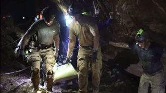 Aussie cave diver reveals Thai boys wouldn't have made it out alive without drugs