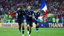 France win second World Cup title