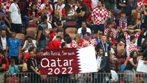 Croatian expats have wave of emotions during FIFA final