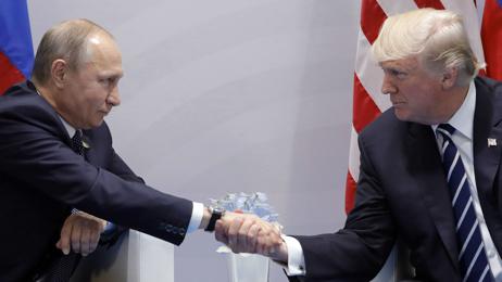 Rouben Azizian: Donald Trump to meet with Vladimir Putin tonight