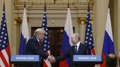 Stuart Hughes: Donald Trump stuns Washington with Putin comments