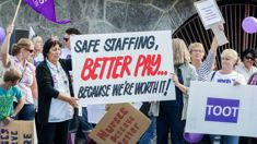 Winston Peters: It'll take two budgets to pay nurses what they deserve
