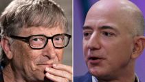 Jeff Bezos becomes richest person in modern history