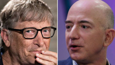 Jeff Bezos becomes richest person in modern history, topping US$150 billion