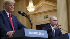Rebecca Wright: Trump's dramatic u-turn on Russian election interference