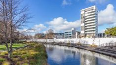Christchurch multi-storey complex for sale 'as-is'