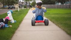 Back-up not called when toddlers escaped childhood centre on trikes
