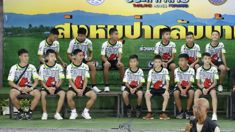 Richard Erlich: Thailand boys recount their incredible story for the first time