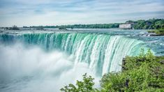 Overrated destinations: 'Hollywood is run down, London is too crowded and Niagara Falls isn't big enough'