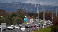 Auckland commuters should expect delays with heavy traffic all over the city