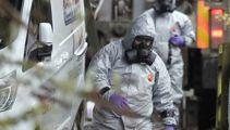 Police 'identify' Russian Novichok attackers