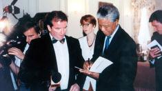 The Soap Box: When I met Nelson Mandela