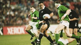 Jonah Lomu's life to documented in upcoming mini series