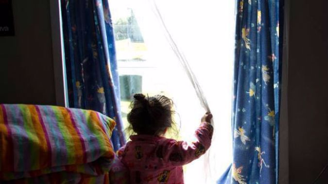 One in four children are living in cold damp houses. (Photo: NZ Herald)