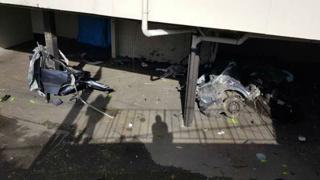 Pakuranga crash: 13yo girl who died named as friends mourn
